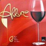 wijnglas allure 53cl gegraveerd