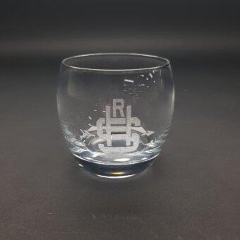 glas sterke drank