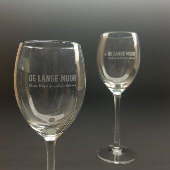 wijnglas 25cl gegraveerd