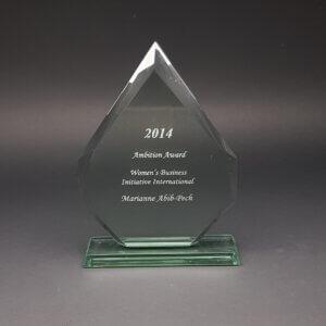 award gegraveerd