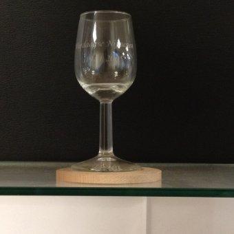 Libbey Bouquet wijnborrelglas gegraveerd