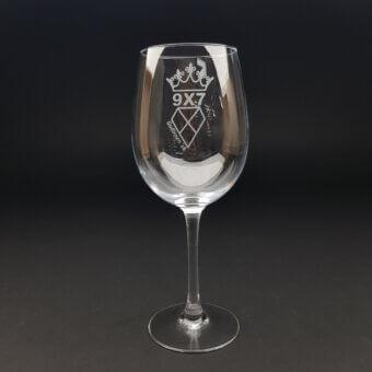 Wijnglas Bouquet 45 CL gegraveerd