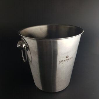 champagne koeler gegraveerd