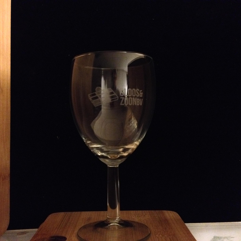 Wijnglas Gilde 29cl gegraveerd