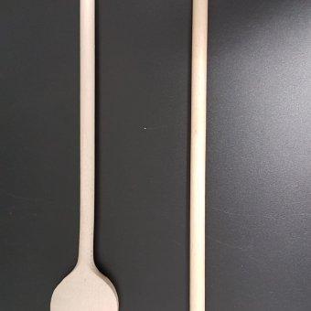 pollepel van FSC hout