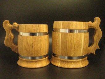 bierpul van hout