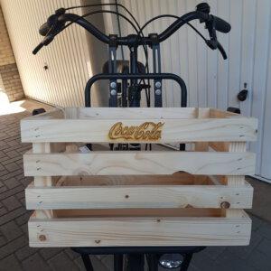 houten kistje gegraveerd